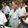 佐賀市川副で住民説明会 「佐賀にオスプレイはいらぬ」 戦争体験根ざす住民の訴え