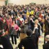 佐賀空港へのオスプレイ配備に反対し住民集会 反対署名は11万人を突破