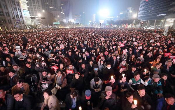 韓国の歴史的変遷と民衆運動の現...