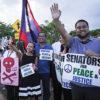 米国の核基地・グアムで高まる脱植民地化の世論