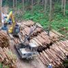 「自伐型の林業に活路」 高知の林業推進協会代表が下関で講演