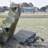 佐賀県神埼市 戦闘ヘリが墜落し民家炎上 周囲には機体の残骸が散乱