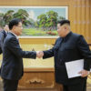 急速に進展する朝鮮半島情勢 戦争回避させ米朝対話に道筋つける