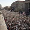 全米揺るがす高校生の行動 銃規制求め100万人がデモ