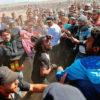 許されぬパレスチナ人大量虐殺 世界中で怒りの抗議行動