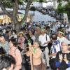 基地ない沖縄の未来かけた闘い 県知事選は大激戦必至の情勢