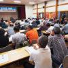 佐賀市川副町 「知事の容認発言は背信行為」 オスプレイ配備反対で町民集会