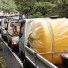 前例ない社会インフラの破壊 断水・通行止めで翻弄される周防大島の暮らし