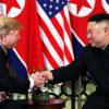 米朝首脳会談 双方譲らず合意先送り 「終戦宣言」見据えて進む経済協力構想