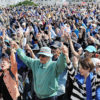 「土砂投入をやめろ!」 辺野古新基地建設の断念を求める3・16沖縄県民大会