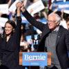 米大統領選揺さぶる「サンダース旋風」 民主党予備選で支持率首位に