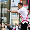 密着・れいわ新選組 山本太郎 in 東京都知事選【写真速報6】記事「演説聞く聴衆の胸中やいかに」