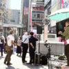 大阪府警 vs れいわ新選組・山本太郎 都構想反対の街宣を警察が妨害